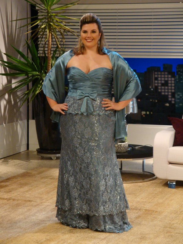 ANDREA BOSCHIM DESFILANDO PARA DONA JANETTE (2)