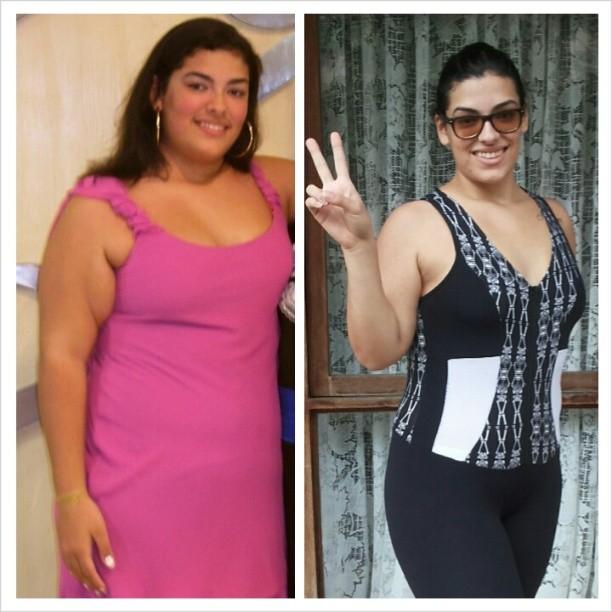 hannah antes e depois 1