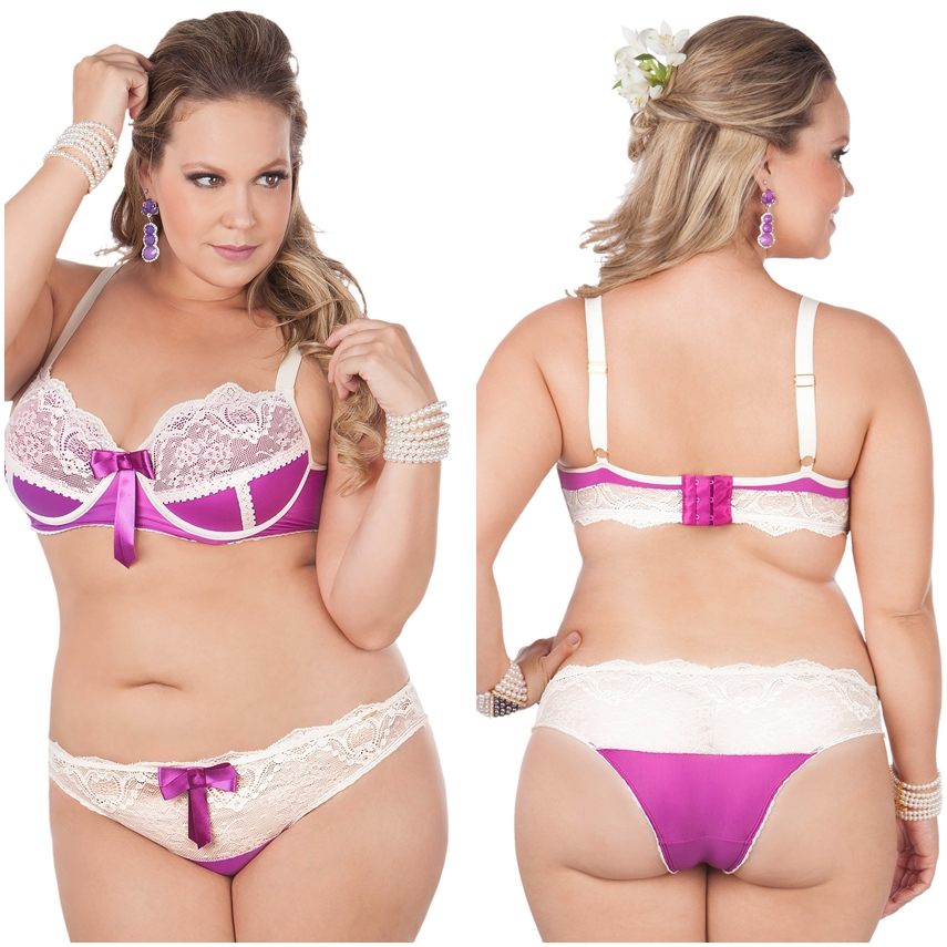 lingerie plus size 2