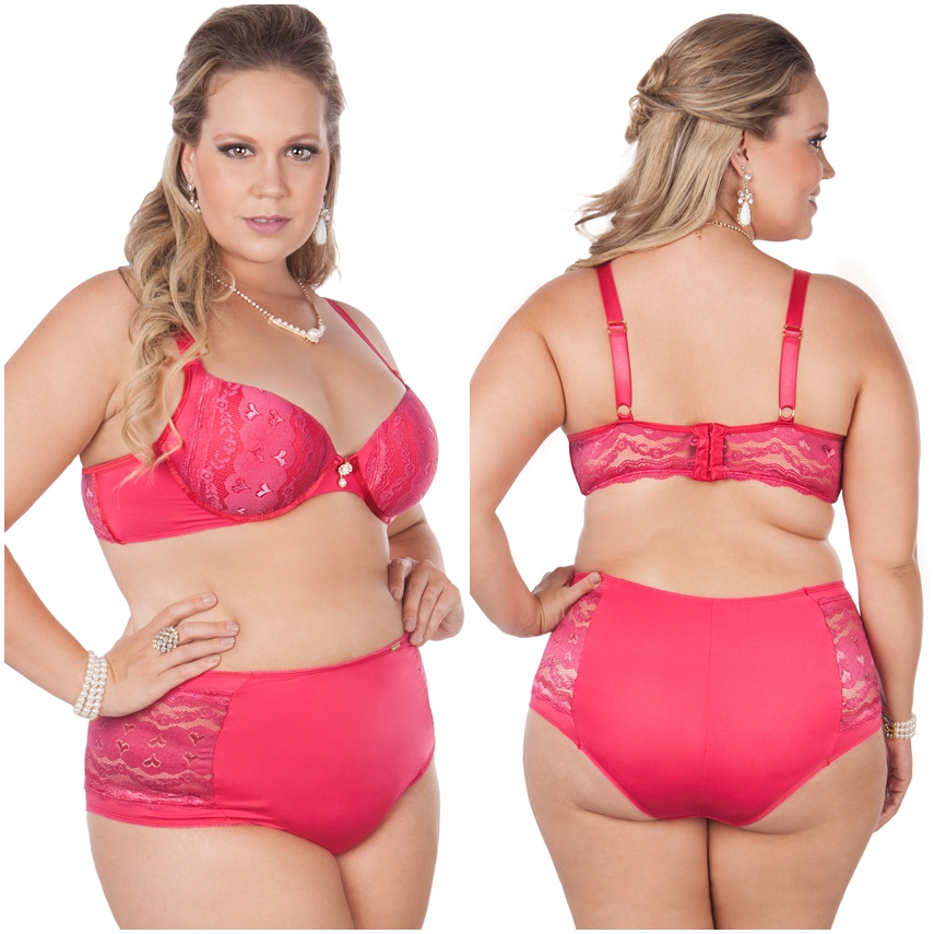 lingerie plus size 8