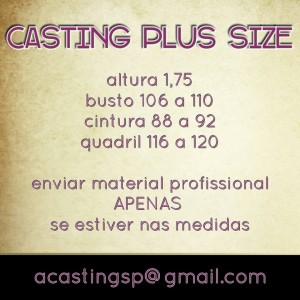 casting plus size 1