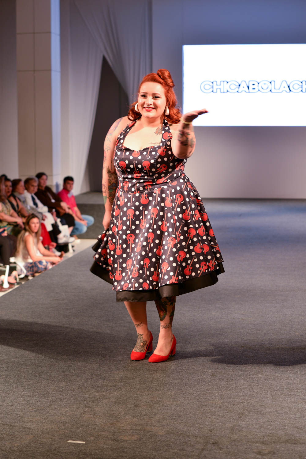 Chica Bolacha Fashion Weekend Plus Size 1