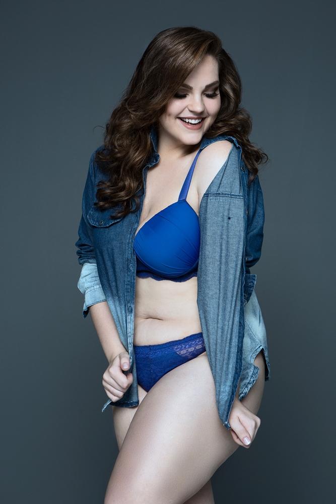 Raphaella Tratsk Lancini modelo plus size 3