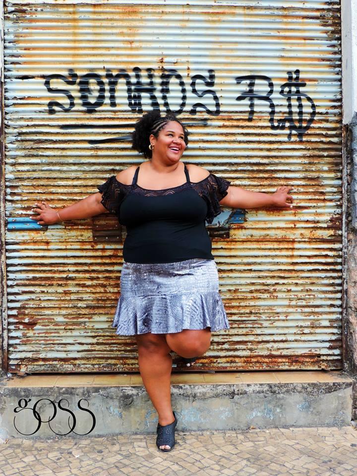 blogueira negra plus size 10