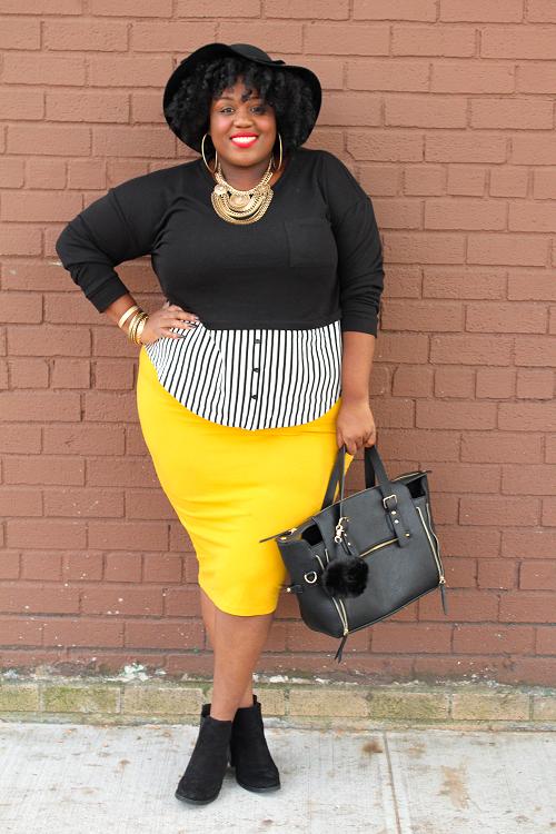 blogueira negra plus size 8