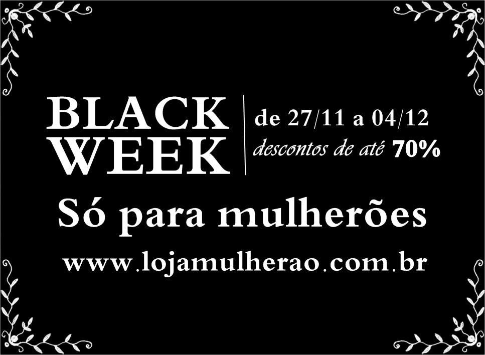 banner face black week