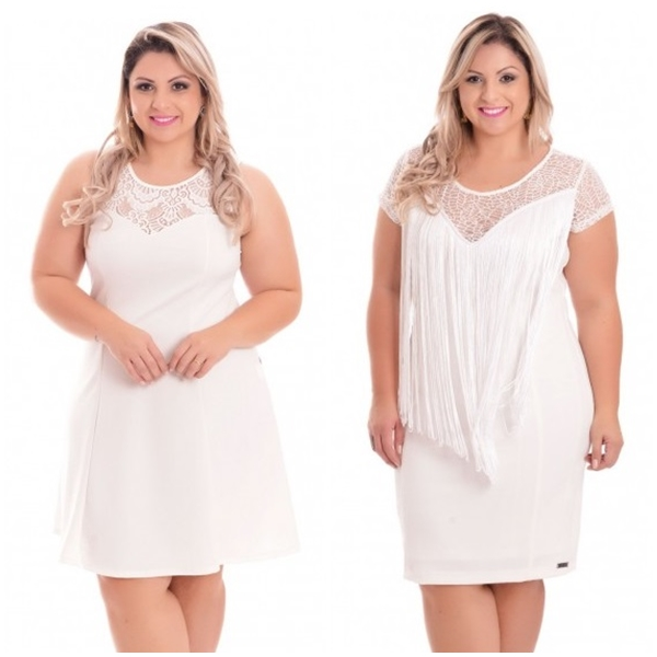 vestido branco plus size 3