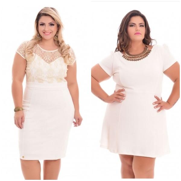 vestido branco plus size 5