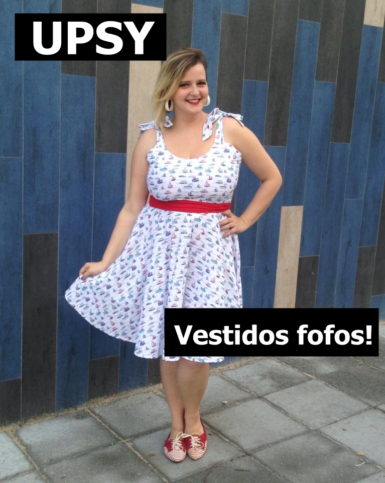 UPSY PLUS SIZE bazar plus size do blog mulherao