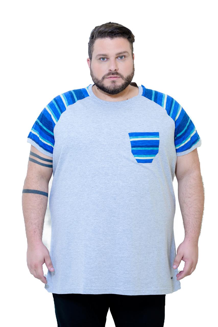 cazaco-camiseta-plus-size-masculina-manga-listrada