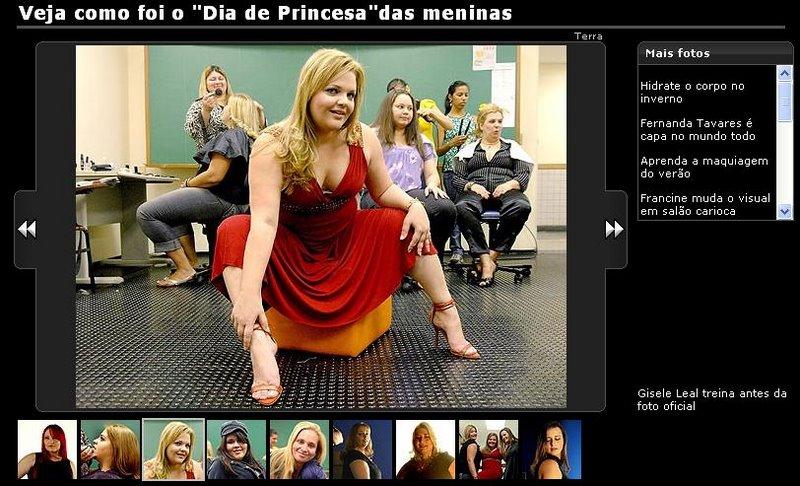 Dia de Modelo do Blog Mulherão 3 - Renata Poskus Vaz
