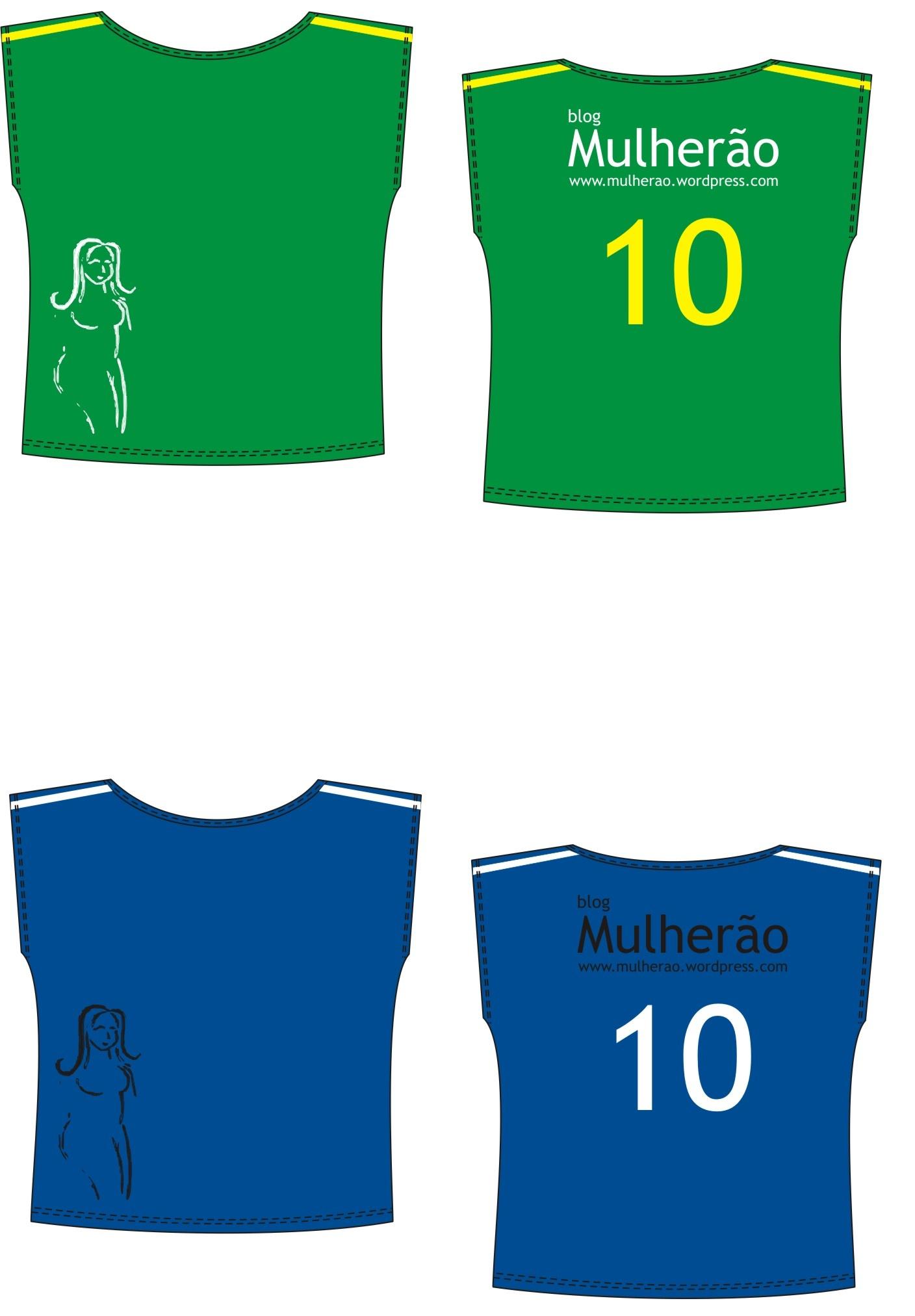 Tags  blog mulherão, camiseta da seleção brasileira, roupa para gordinhas 7a22d3602e