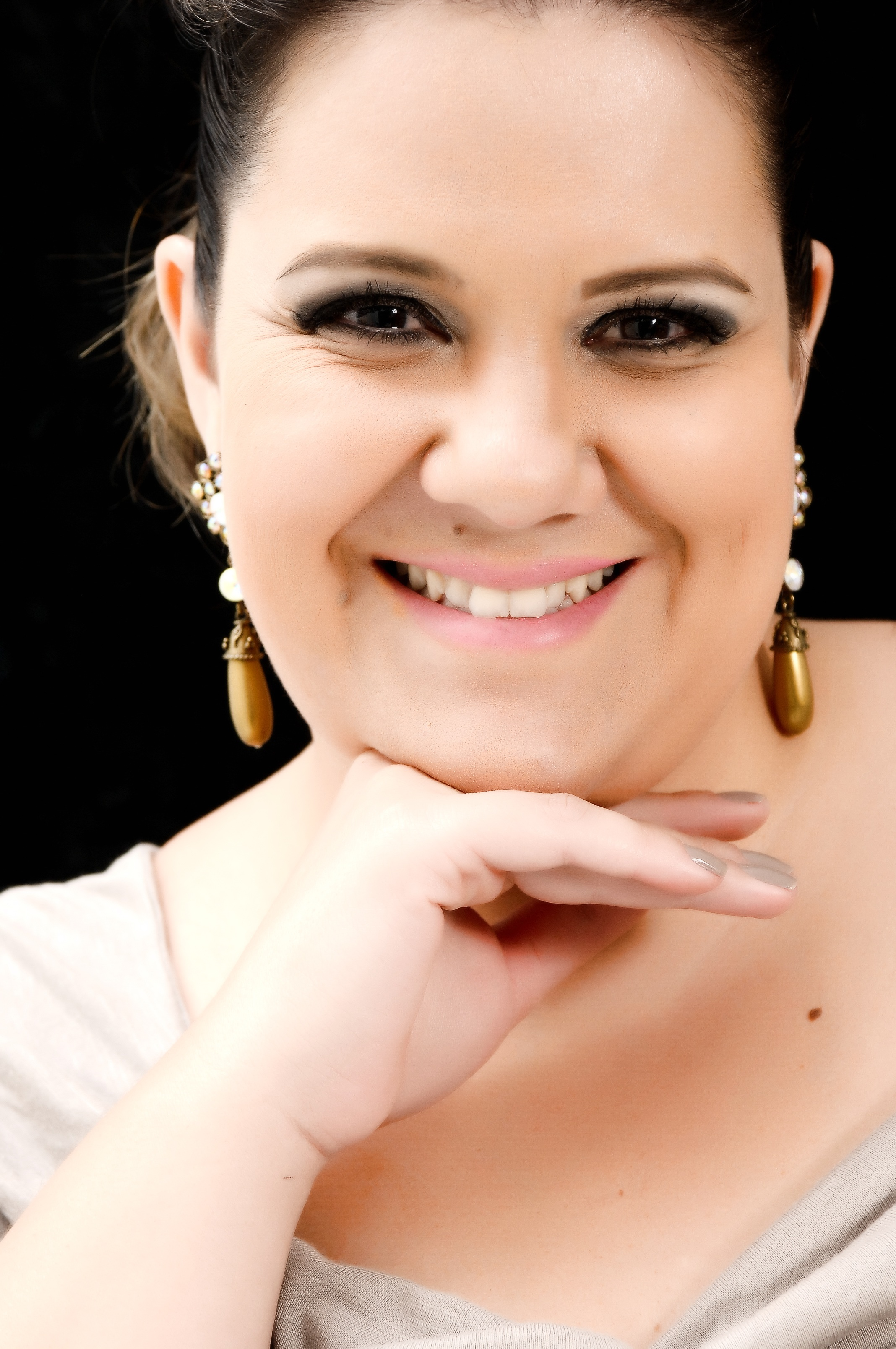 Sandra de marco black stockings threesome - 3 part 7