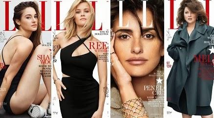 Revista Elle Novembro 2013