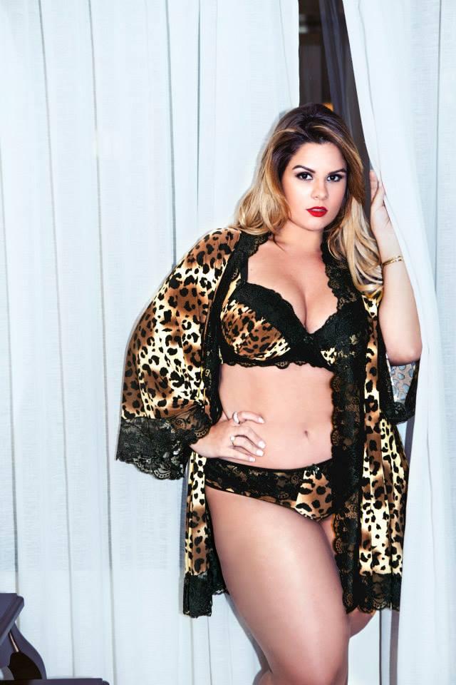 b730e8468 Nova coleção plus size da Vislumbre Moda Íntima - Blog Mulherão