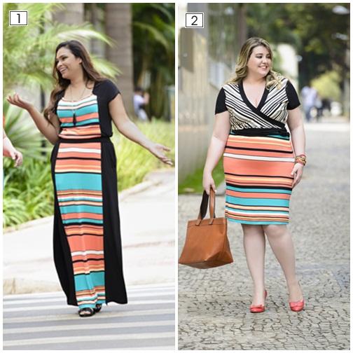 Vestidos na moda verao 2015