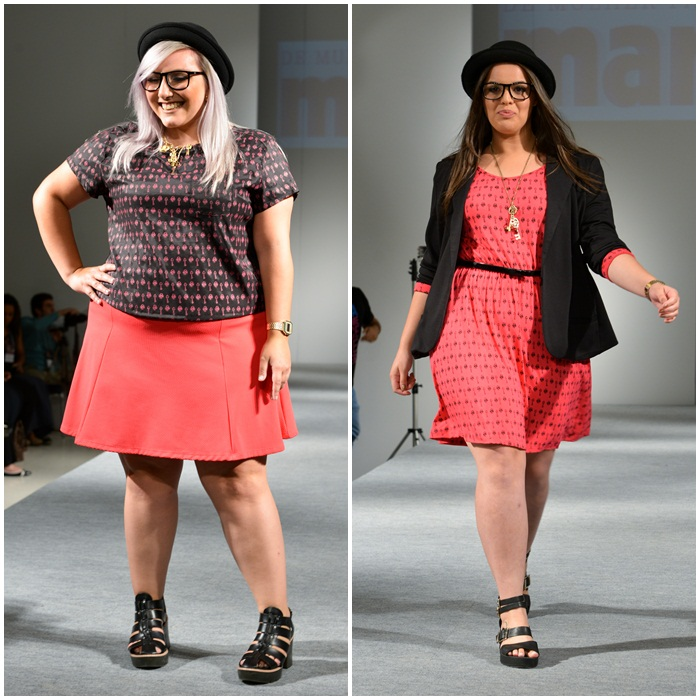 249fb44bcf Marisa mostra coleção jovem e moderna no Fashion Weekend Plus Size ...