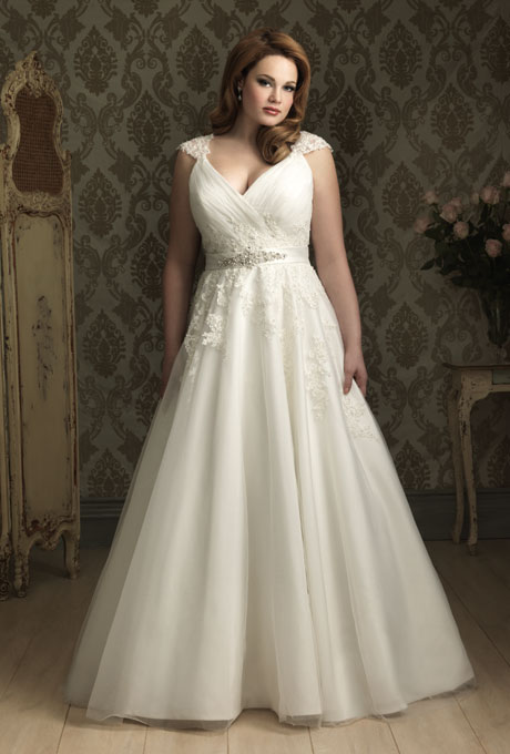 vestido de noiva plus size 2