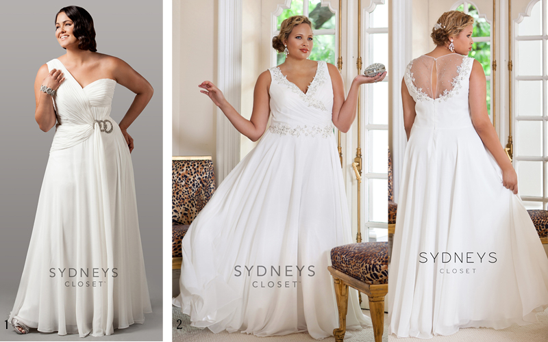 vestido de noiva plus size 6