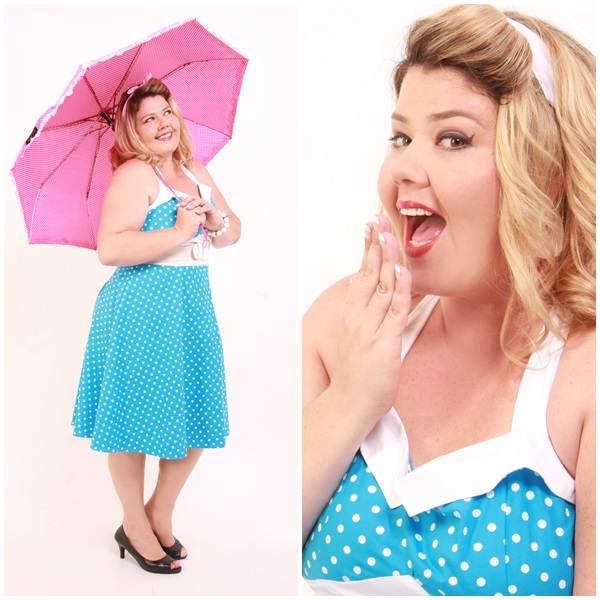 PINUP PLUS SIZE 16