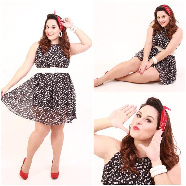 PINUP PLUS SIZE 6