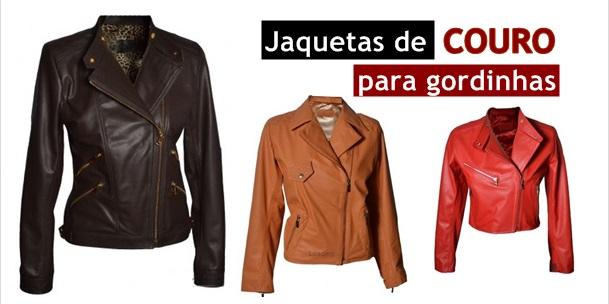 6900f02bd Onde encontrar jaquetas de couro plus size - Blog Mulherão