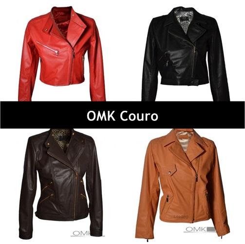 jaqueta de couro plus size 2