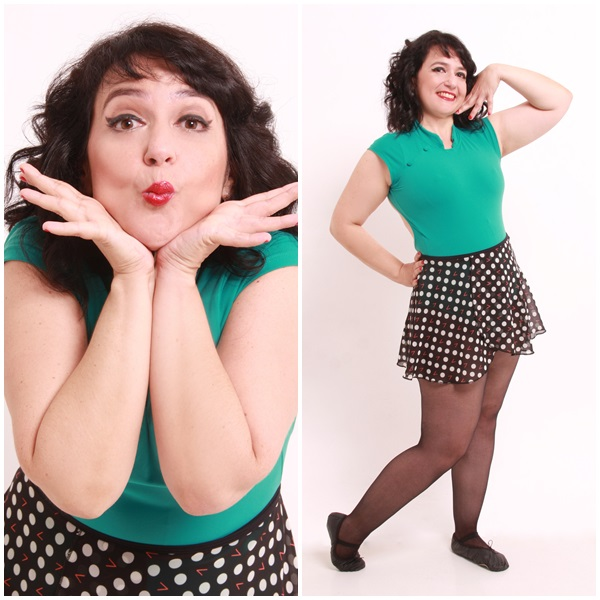 pinup plus size 14