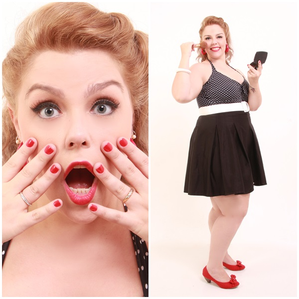 pinup plus size 2