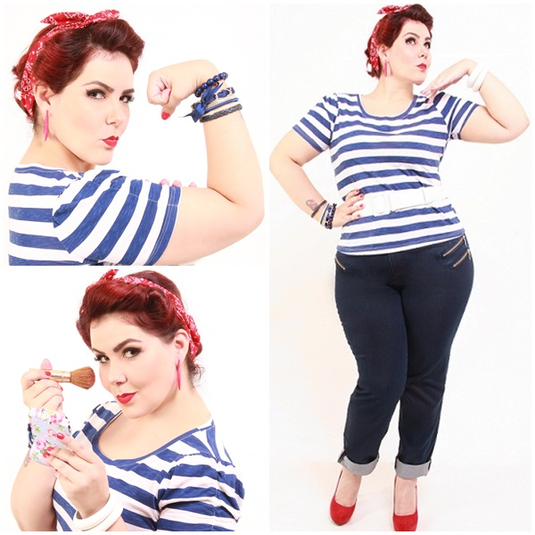 pinup plus size 4