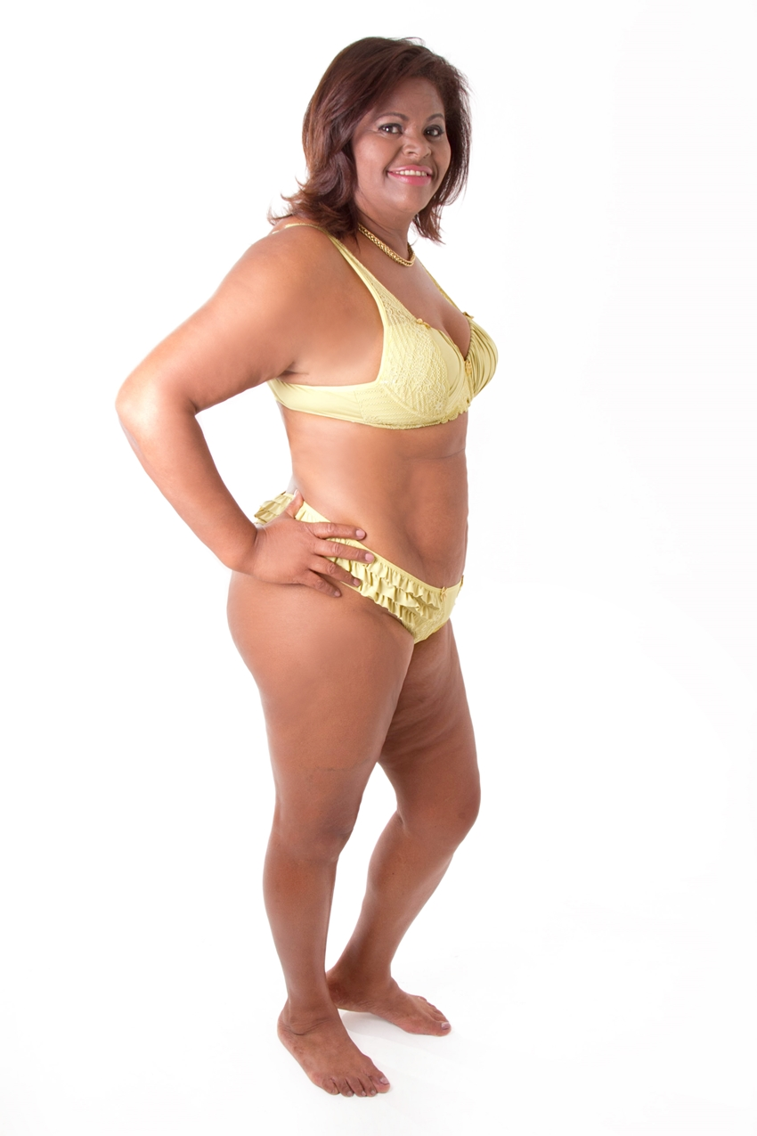 senhora de lingerie 3