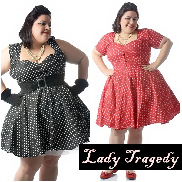 Lady Tragedy pinup 2