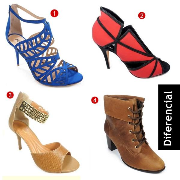 4a57a23b52 20 modelos em tamanhos grandes de sapatos femininos lindos e fashion ...