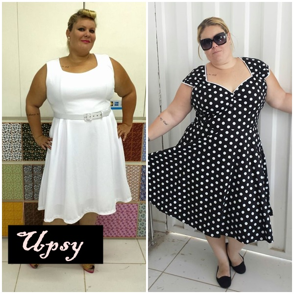 vestido pinup plus size 4
