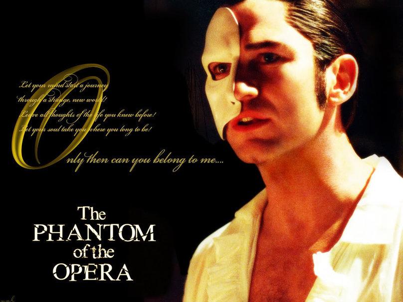 gerald butler fantasma da opera
