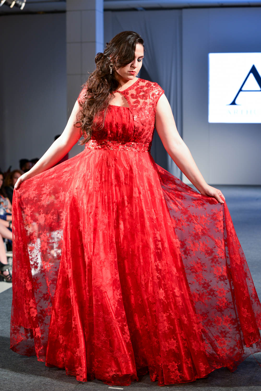 vestido de festa plus size 22