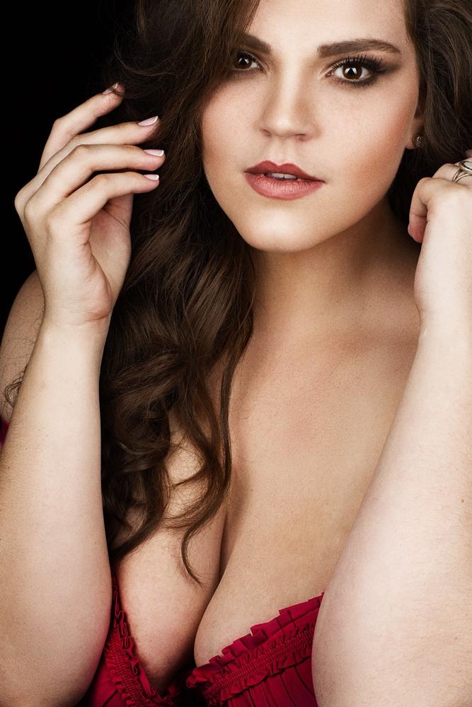 Raphaella Tratsk Lancini modelo plus size 5