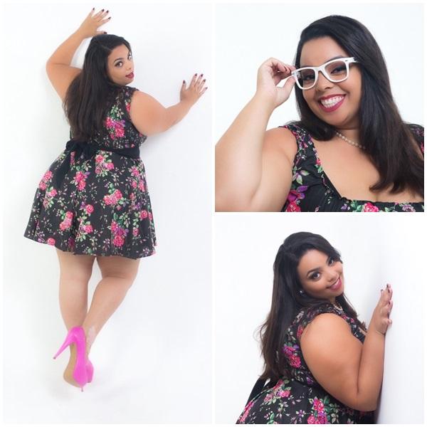 thalita modelo plus size 2