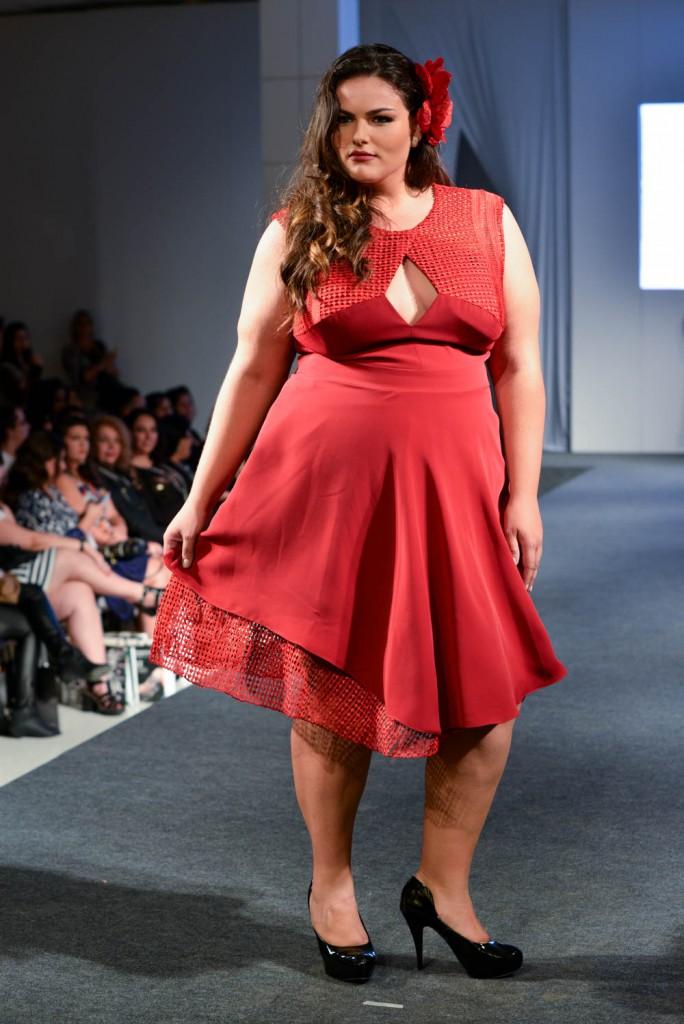 Mayara Russi modelo plus size