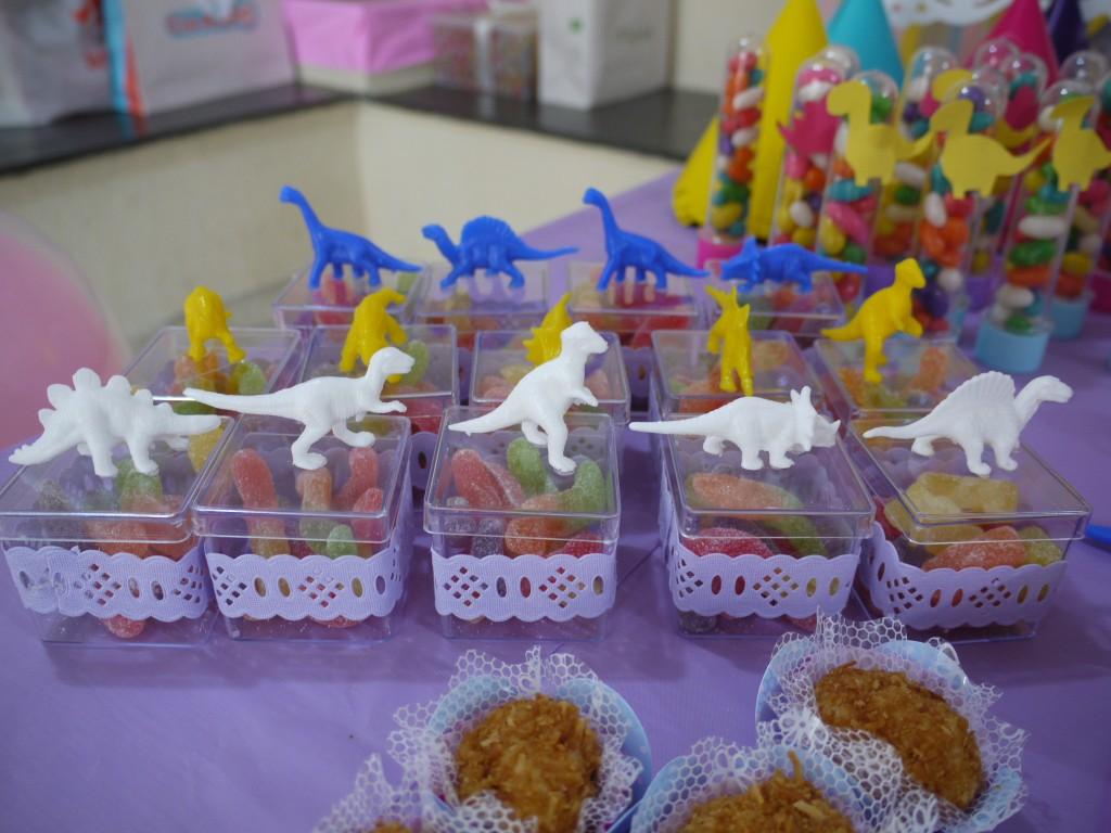 dinossauro menina festa 2