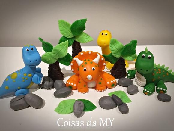 dinossauro-em-biscuit-decoracao-de-festa