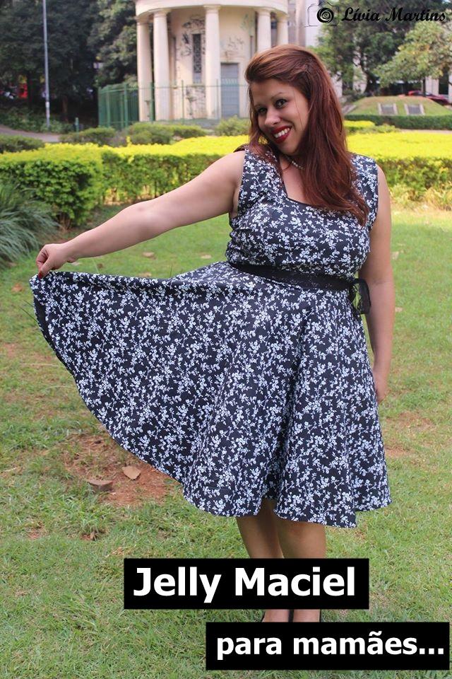 Vestido bazar plus size do blog mulherao 3