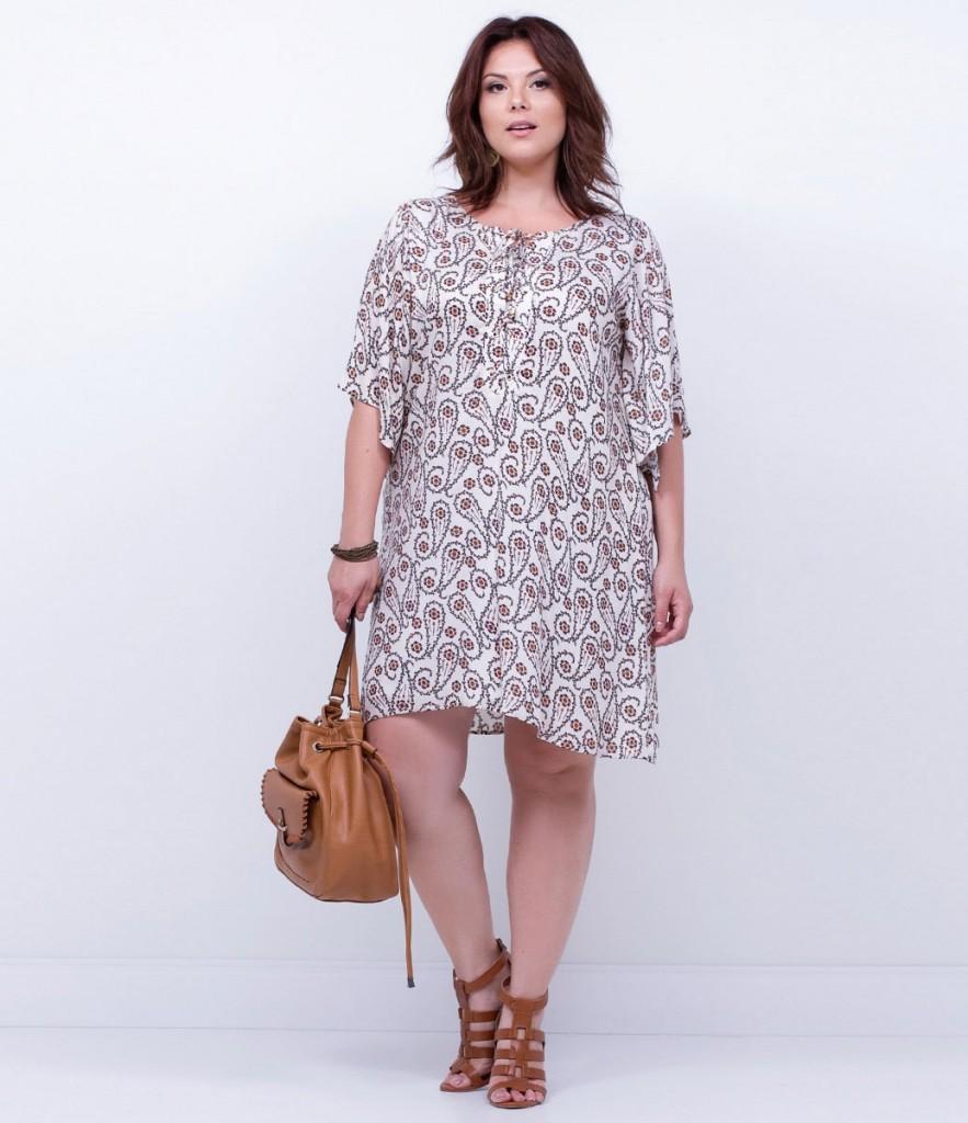 Lojas Renner lança linha de roupas plus size - Blog Mulherão 46eb6f8ee05
